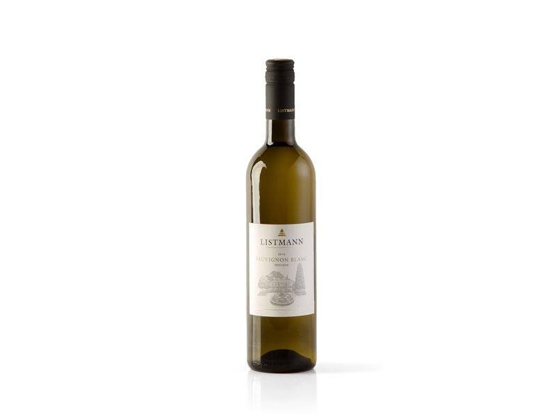 Neuentdeckung 2017 Weingut Listmann  - 2016er Sauvignon Blanc, Trocken 7,45 €