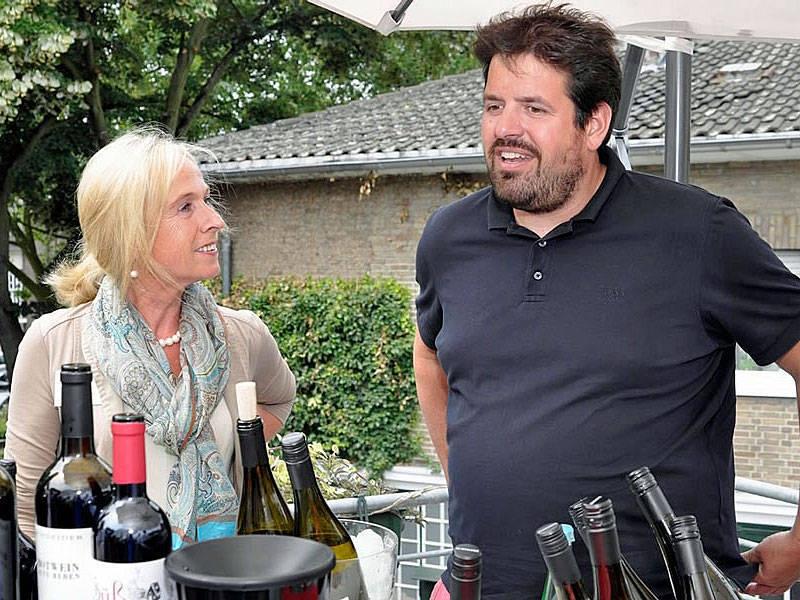 """Erfolg mit Wein im """"Bierland"""" Niederrhein"""
