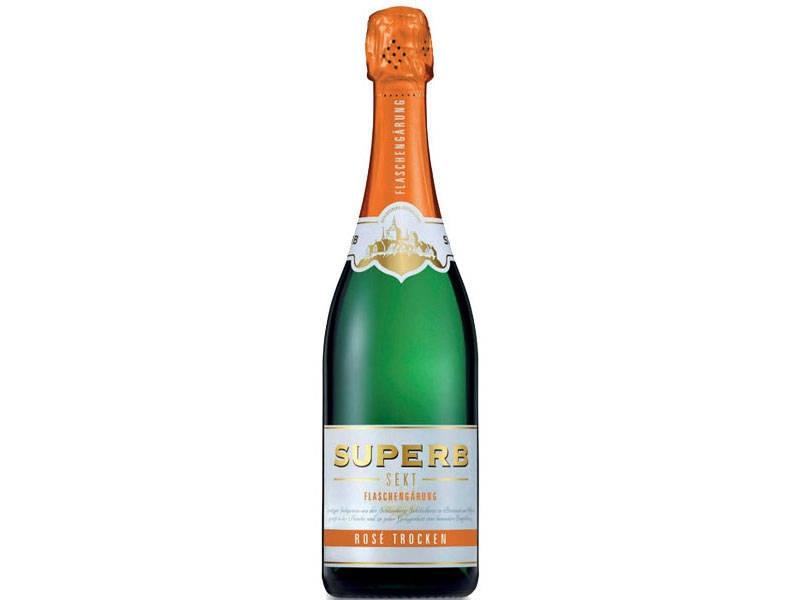 WEINEMPFEHLUNG SUPERB ROSÉ - 6,95€ 0,75 l (9,27€/L)