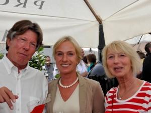 Claudia Straeten leitet seit 30 Jahren - Wein ist Familiensache