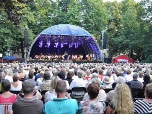 Bühne frei fürs Open-Air-Spektakel