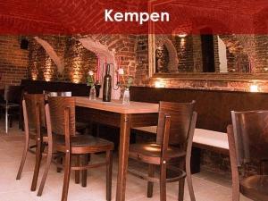 Donnerstag, den 29. März  Intensive Rot- und Weißweine - Kempen