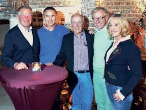Verkehrsverein Kempen - Vorstands-Quartett macht weiter