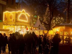 """Weihnachtsmärkte in Kempen – unser """"Markt der Sterne"""" an allen vier Adventswochenenden"""